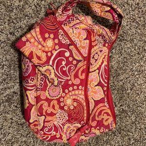 Vera Bradley Shoulder Bag & Wallet Set